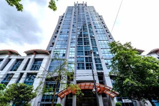 "Main Photo: 2101 1238 SEYMOUR Street in Vancouver: Downtown VW Condo for sale in ""SPACE BUILDING"" (Vancouver West)  : MLS®# R2275737"
