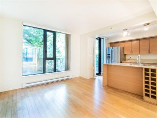 "Main Photo: 973 MAINLAND Street in Vancouver: Yaletown Townhouse for sale in ""Yaletown Park III"" (Vancouver West)  : MLS®# R2289598"