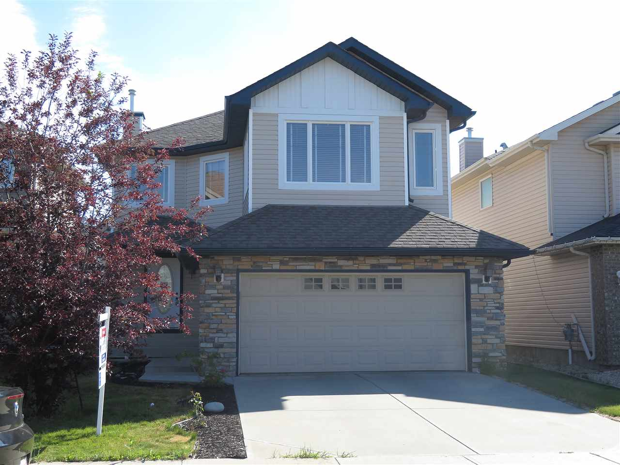 Main Photo: 7356 SINGER Way in Edmonton: Zone 14 House for sale : MLS®# E4124830