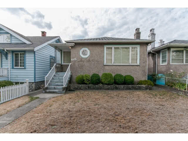 FEATURED LISTING: 2765 NANAIMO STREET Vancouver East