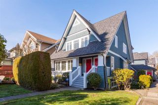 Main Photo: 141 W 14TH Avenue in Vancouver: Mount Pleasant VW Townhouse for sale (Vancouver West)  : MLS® # R2241040