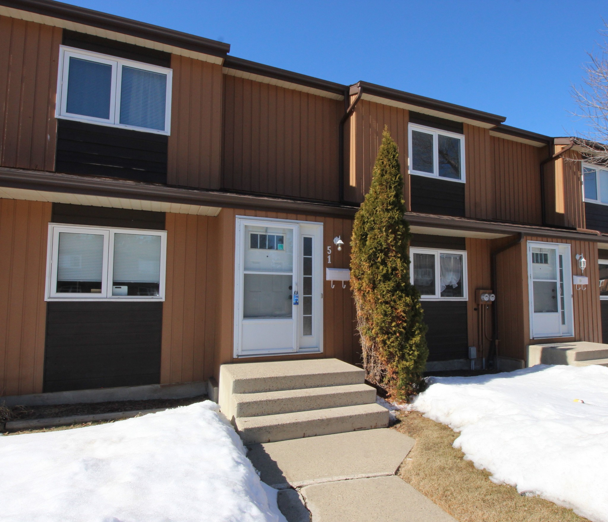 Main Photo: 51 3115 119 Street in Edmonton: Townhouse for sale