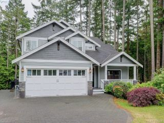 Main Photo: 746 Millington Place in VICTORIA: Hi Bear Mountain Single Family Detached for sale (Highlands)  : MLS®# 394028