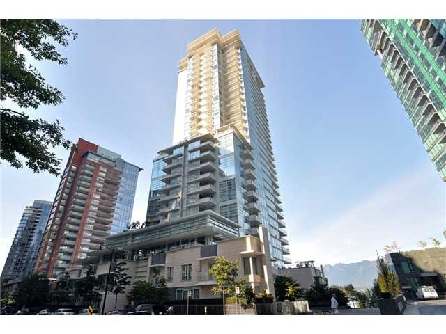 "Main Photo: 1133 W CORDOVA ST in Vancouver: Coal Harbour Townhouse for sale in ""TWO HARBOUR GREEN"" (Vancouver West)  : MLS® # V1030333"