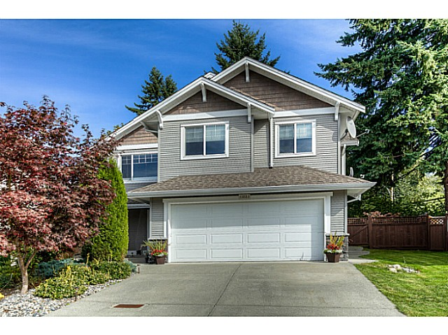 Main Photo: 33883 HOLLISTER Place in Mission: Mission BC House for sale : MLS®# F1427638