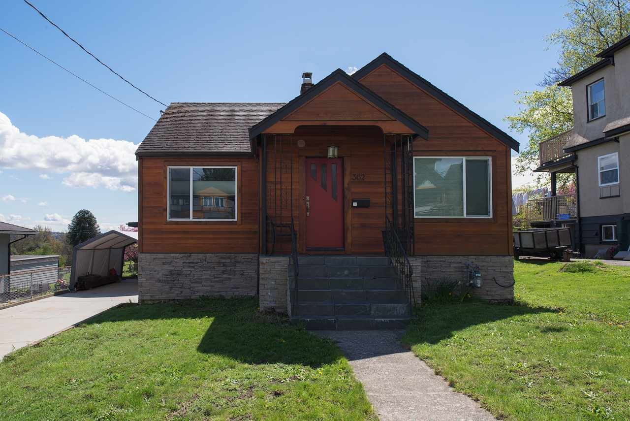 FEATURED LISTING: 362 ALBERTA Street New Westminster