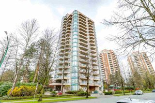 "Main Photo: 1901 4603 HAZEL Street in Burnaby: Forest Glen BS Condo for sale in ""CRYSTAL PLACE"" (Burnaby South)  : MLS®# R2258216"
