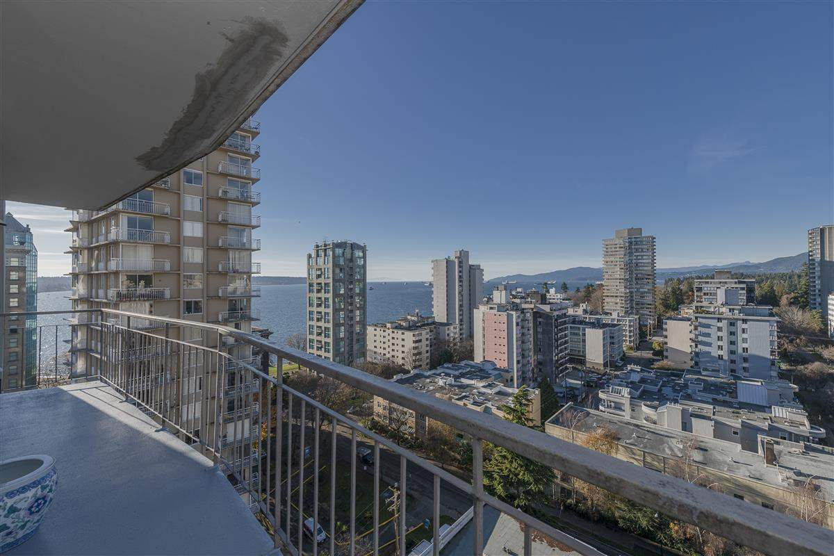 FEATURED LISTING: 1604 - 1850 COMOX Street Vancouver