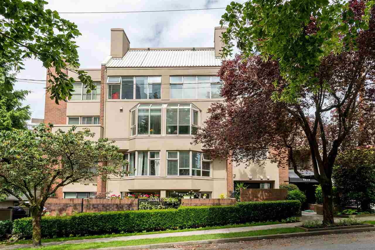Main Photo: 304 1279 NICOLA Street in Vancouver: West End VW Condo for sale (Vancouver West)  : MLS(r) # R2176299