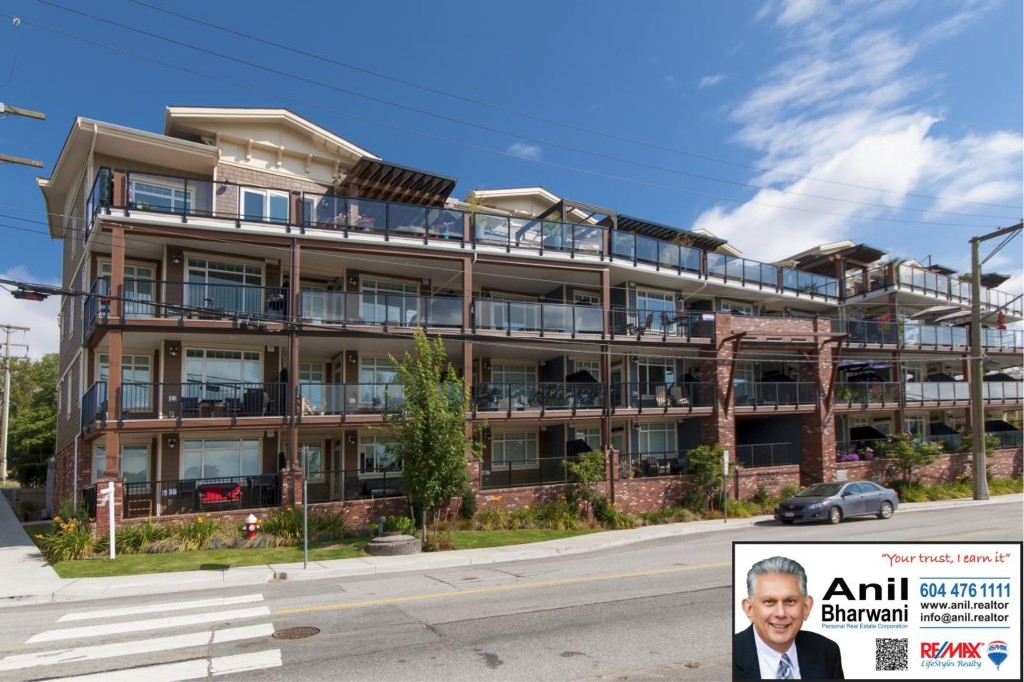 "Main Photo: 103 22327 RIVER Road in Maple Ridge: West Central Condo for sale in ""REFLECTIONS ON THE RIVER"" : MLS®# R2201831"