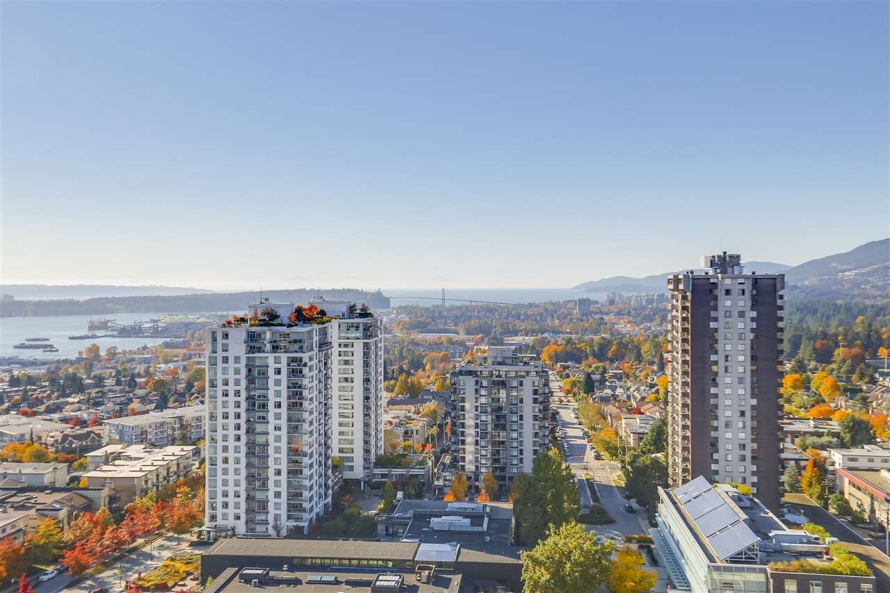 Main Photo: 1907 125 E 14TH Street in North Vancouver: Central Lonsdale Condo for sale : MLS®# R2218082