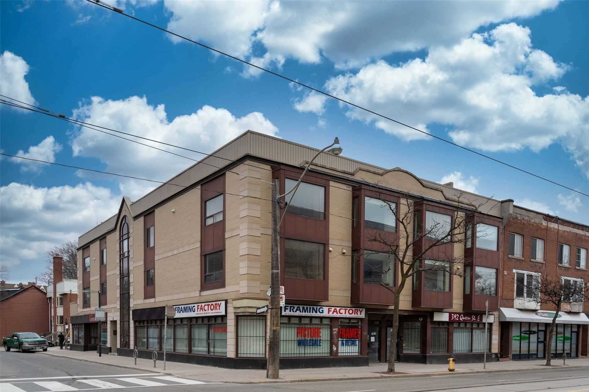 FEATURED LISTING: A 388 Queen Street East Toronto