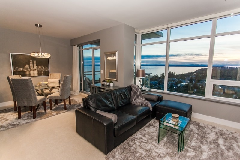 "Main Photo: 1503 1473 JOHNSTON Road: White Rock Condo for sale in ""MIRAMAR"" (South Surrey White Rock)  : MLS®# R2049105"