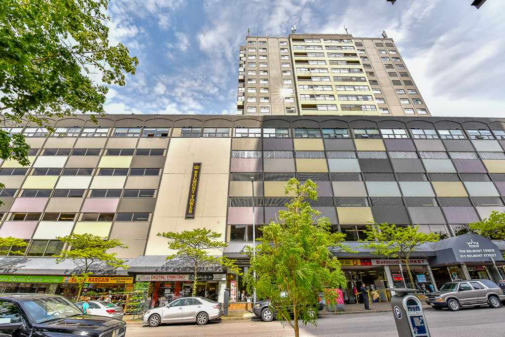 FEATURED LISTING: 1307 - 615 BELMONT Street New Westminster