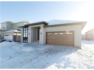 Main Photo: 14 Rooke Avenue in Winnipeg: Bridgwater Forest Residential for sale (1R)  : MLS® # 1630946