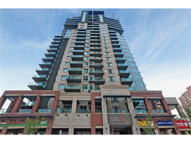 Main Photo: 1606 1410 1 Street SE in Calgary: Beltline Condo for sale : MLS® # C4105131