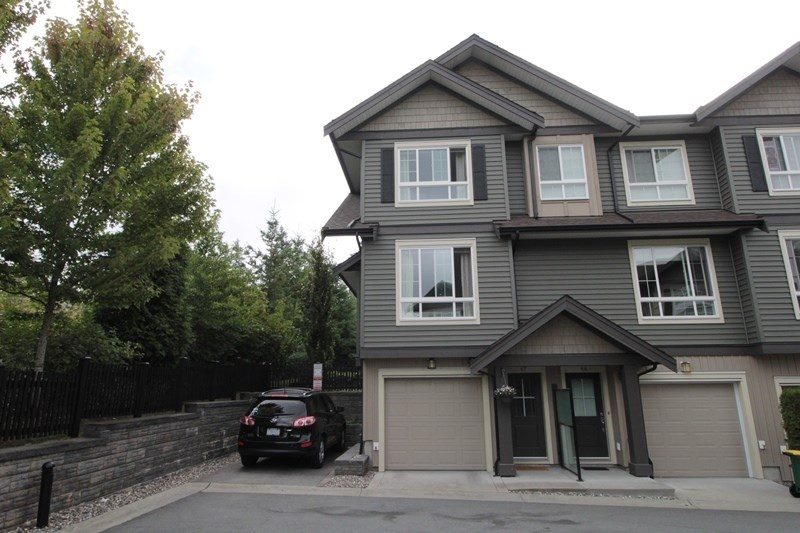 "Main Photo: 47 21867 50 Avenue in Langley: Murrayville Townhouse for sale in ""Winchester"" : MLS®# R2201654"