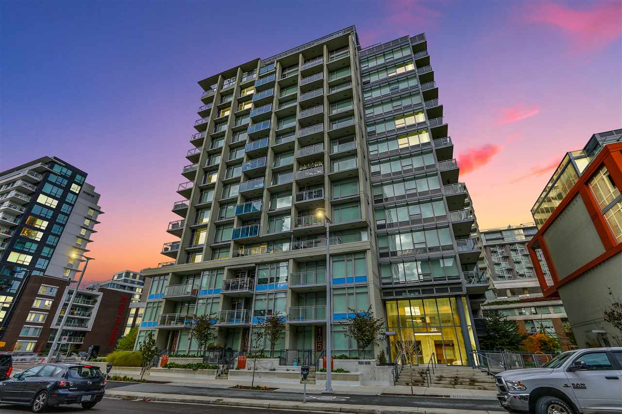 FEATURED LISTING: 909 - 111 1ST Avenue East Vancouver