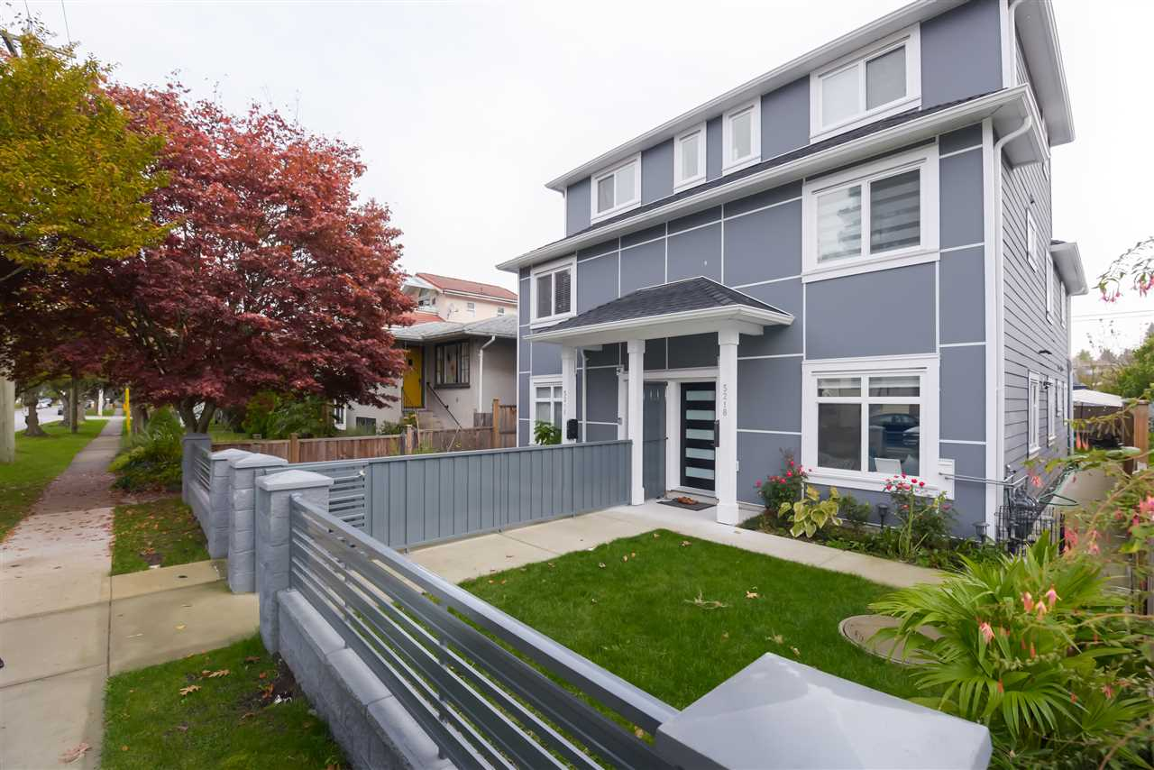 FEATURED LISTING: 5218 GLADSTONE Street Vancouver