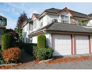 "Main Photo: 19160 119TH Ave in Pitt Meadows: Central Meadows Townhouse for sale in ""WINDSOR OAK"" : MLS®# V619881"