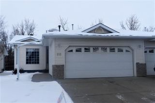 Main Photo: 111 Ravine Villas: Leduc House Half Duplex for sale : MLS® # E4097347