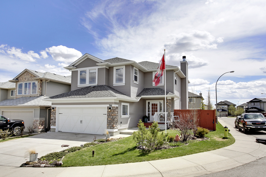 Main Photo: 766 Fairways Green NW in Airdrie: 2 Storey for sale : MLS® # C3616941