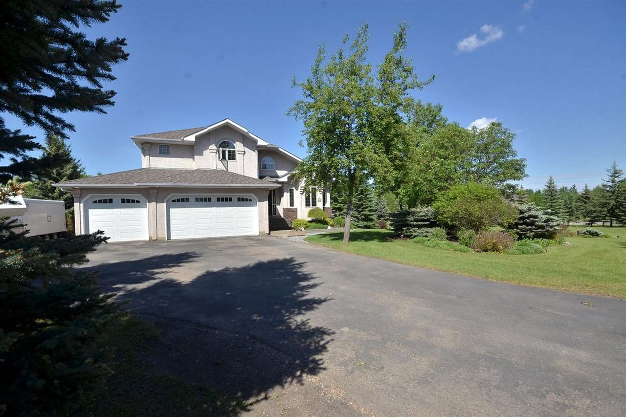 Main Photo: 10 55319 Range Road 223: Rural Sturgeon County House for sale : MLS® # E4067172