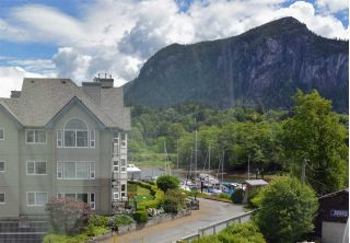 "Main Photo: 301 1466 PEMBERTON Avenue in Squamish: Downtown SQ Condo for sale in ""MARINA ESTATES"" : MLS®# R2278365"