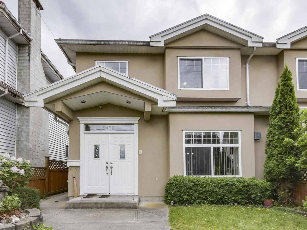 FEATURED LISTING: 5452 MANOR Street Burnaby