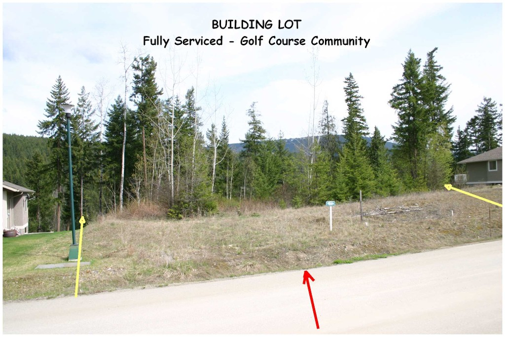 Main Photo: Lot 9 Sunnydale DR in Blind Bay: Shuswap Lake Estates Vacant Land for sale : MLS® # 10058436
