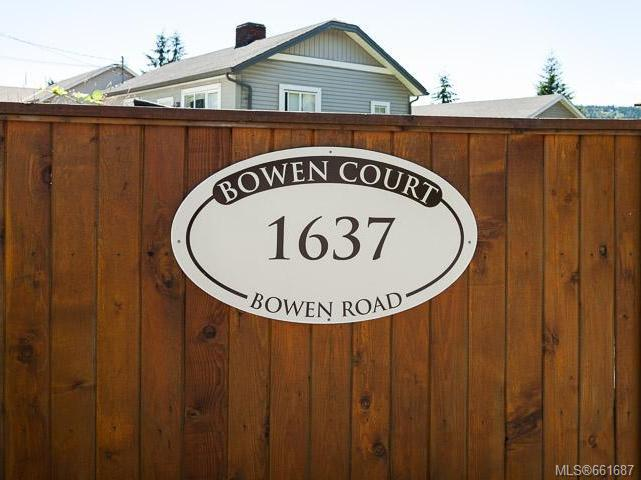 FEATURED LISTING: 5 - 1637 Bowen Rd NANAIMO