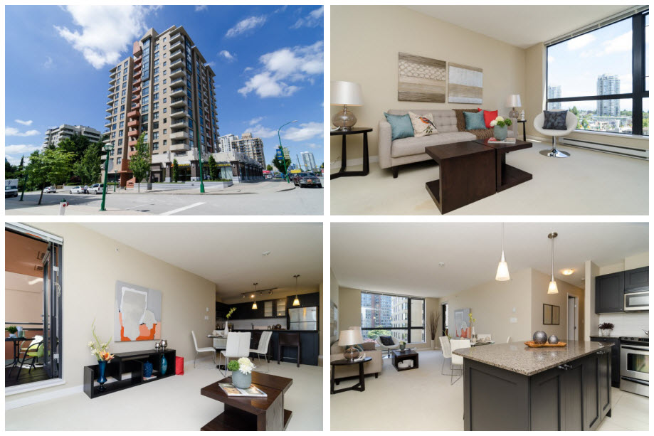 "Main Photo: 504 7225 ACORN Avenue in Burnaby: Highgate Condo for sale in ""AXIS"" (Burnaby South)  : MLS®# V1071160"