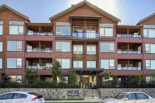 "Main Photo: 203 240 SALTER Street in New Westminster: Queensborough Condo for sale in ""Regatta in Port Royal"" : MLS® # R2143910"