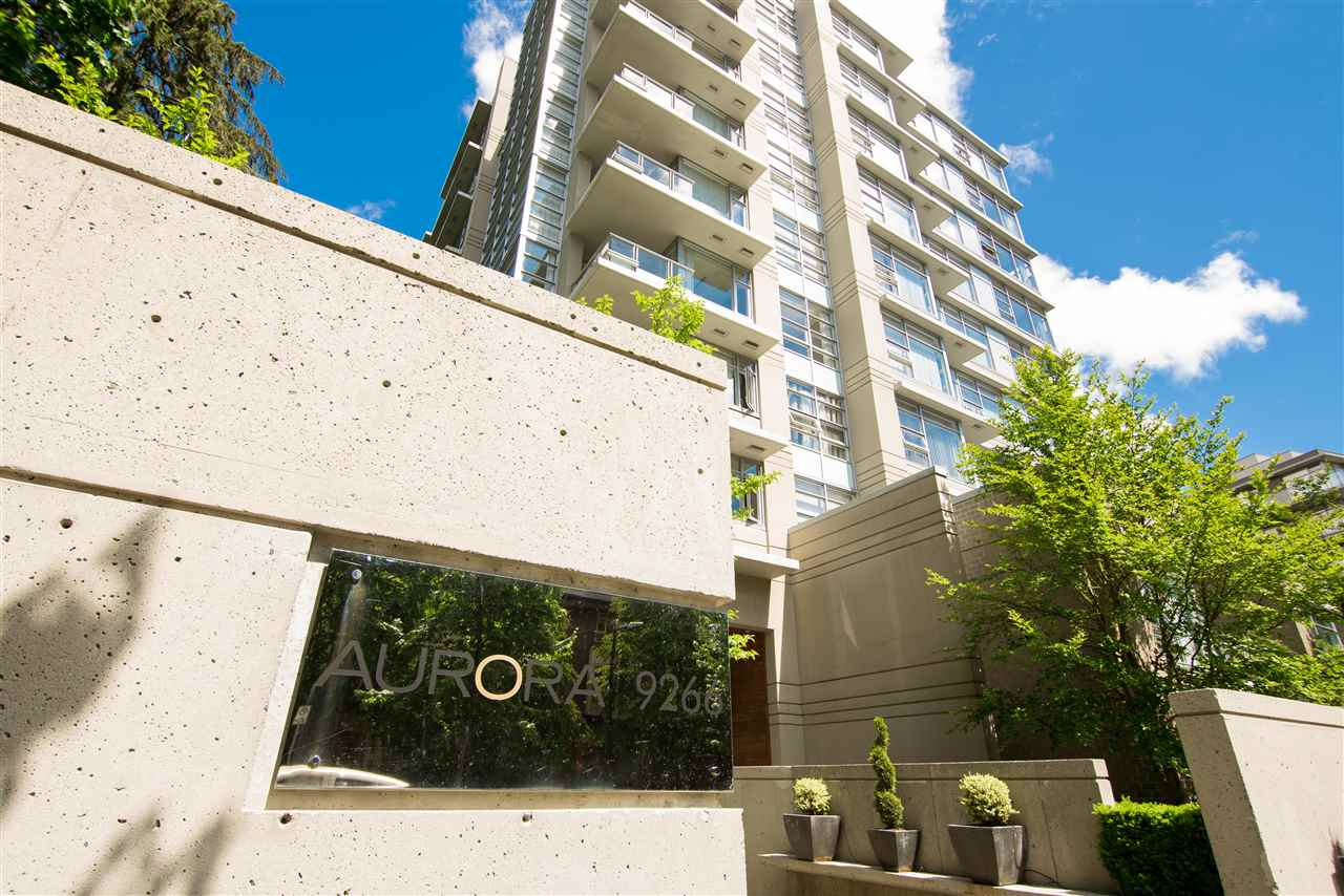 FEATURED LISTING: 301 - 9266 UNIVERSITY Crescent Burnaby