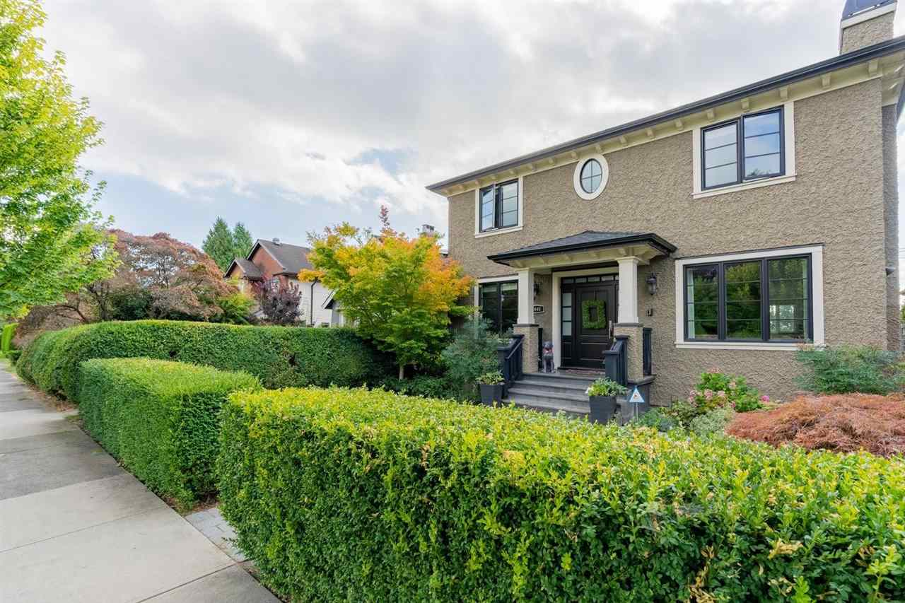 FEATURED LISTING: 7445 WEST Boulevard Vancouver