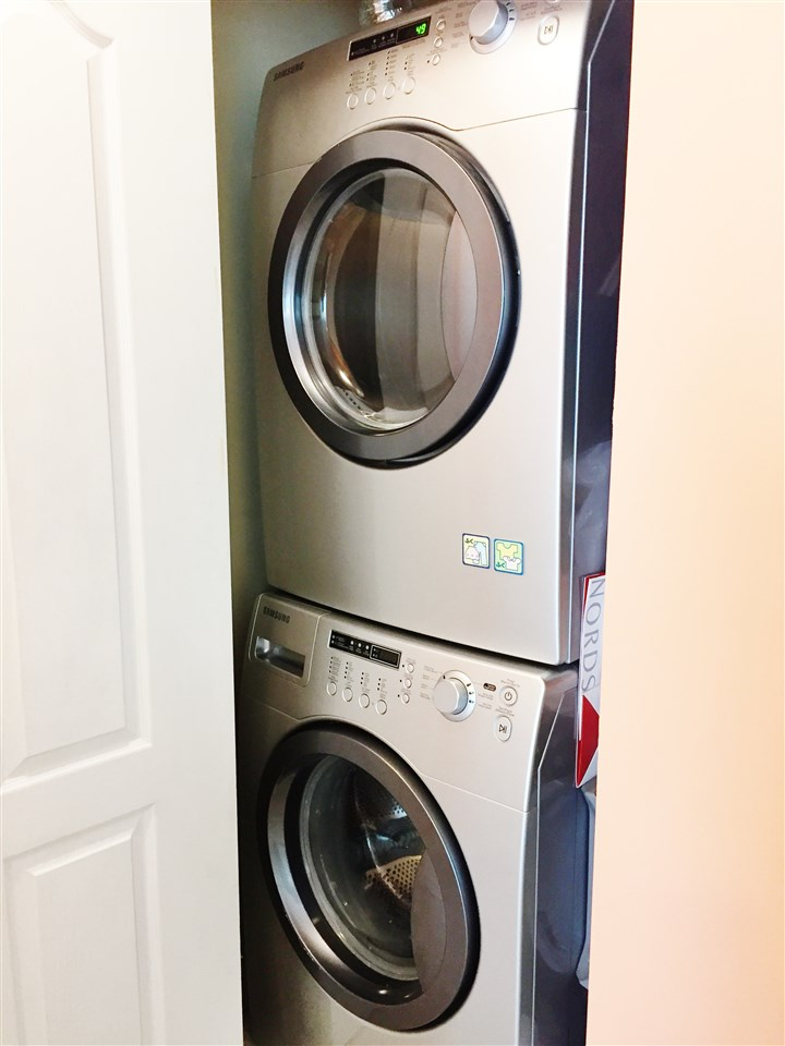 Samsung full size front loading washer/dryer
