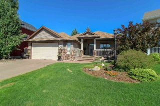 Main Photo: 21 Willowbend Court: Stony Plain House for sale : MLS®# E4117522