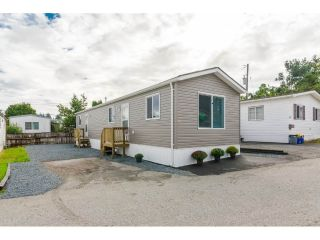Main Photo: 10 26892 FRASER Highway in Langley: Aldergrove Langley Manufactured Home for sale : MLS®# R2304212