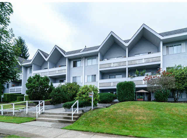 Main Photo: 305 2055 SUFFOLK Avenue in PORT COQ: Glenwood PQ Condo for sale (Port Coquitlam)  : MLS® # V1119217