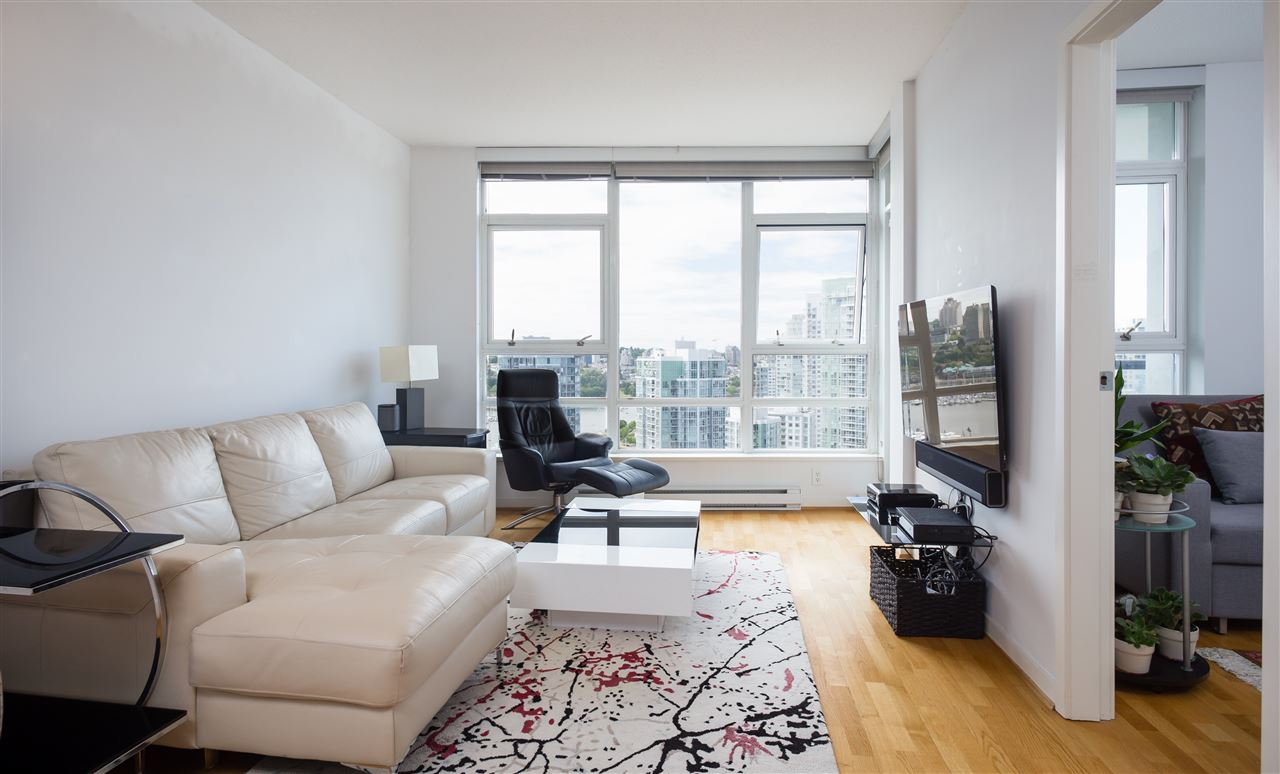 "Main Photo: 2801 939 EXPO Boulevard in Vancouver: Yaletown Condo for sale in ""THE MAX 2"" (Vancouver West)  : MLS(r) # R2180327"
