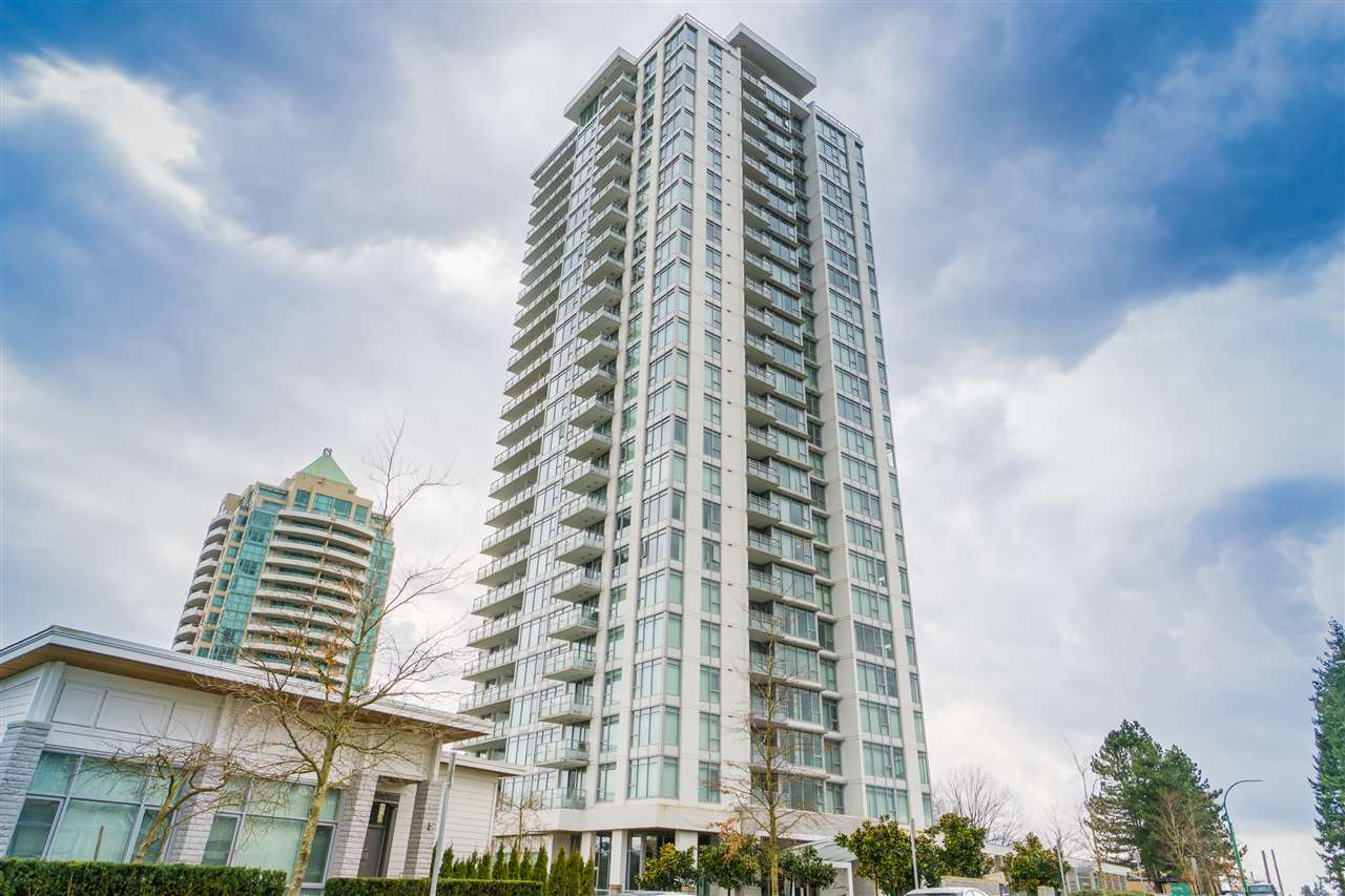 Main Photo: 808 6688 ARCOLA Street in Burnaby: Highgate Condo for sale (Burnaby South)  : MLS®# R2244692