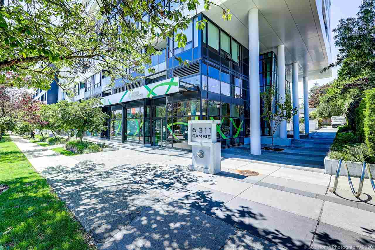 FEATURED LISTING: 407 - 6311 CAMBIE Street Vancouver