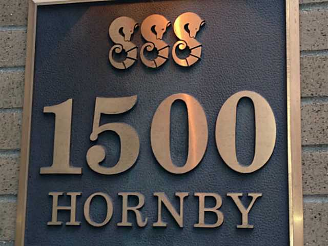 "Main Photo: 1105 1500 HORNBY Street in Vancouver: Yaletown Condo for sale in ""888 BEACH"" (Vancouver West)  : MLS® # V1050378"