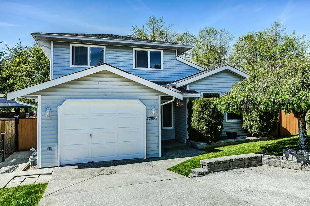 Main Photo: 22892 GILLIS Place in Maple Ridge: East Central House for sale : MLS®# R2060019