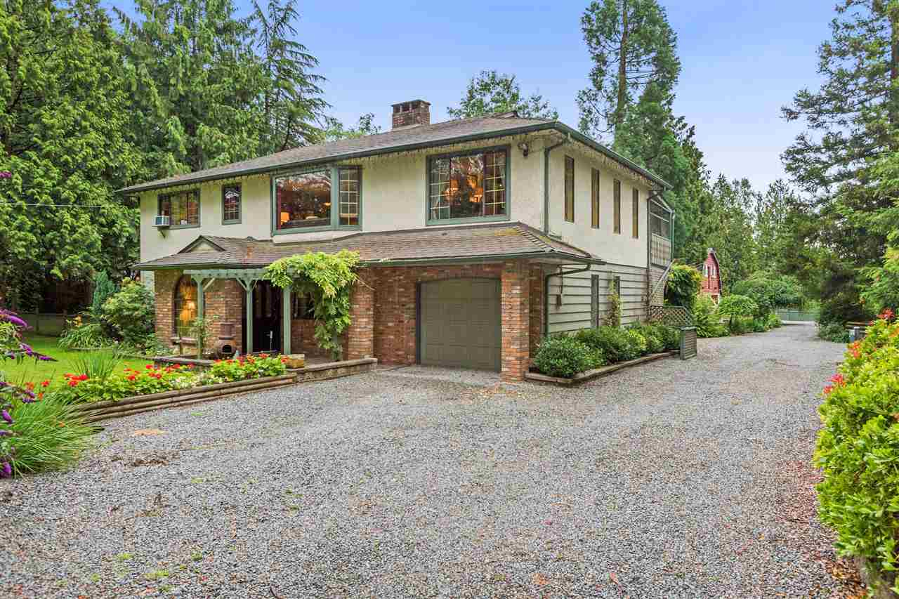 "Main Photo: 18554 88TH Avenue in Surrey: Port Kells House for sale in ""Port Kells"" (North Surrey)  : MLS®# R2086321"