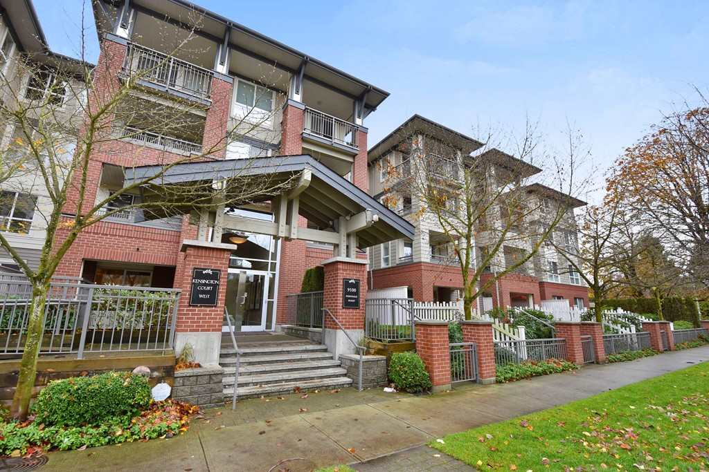 "Main Photo: 165 9100 FERNDALE Road in Richmond: McLennan North Condo for sale in ""KENSINGTON COURT"" : MLS®# R2220992"