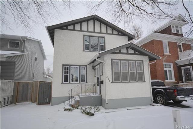 Main Photo: 453 Des Meurons Street in Winnipeg: St Boniface Residential for sale (2A)  : MLS® # 1730822