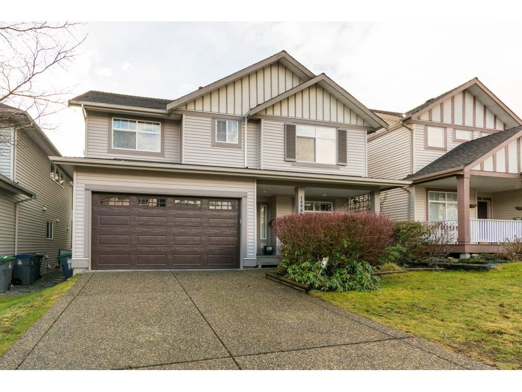 Main Photo: 14960 58A Avenue in Surrey: Sullivan Station House for sale : MLS®# R2234036