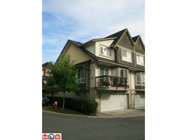 Main Photo: 91 7155 189TH STREET in : Clayton Condo for sale (Cloverdale)  : MLS®# F1121842