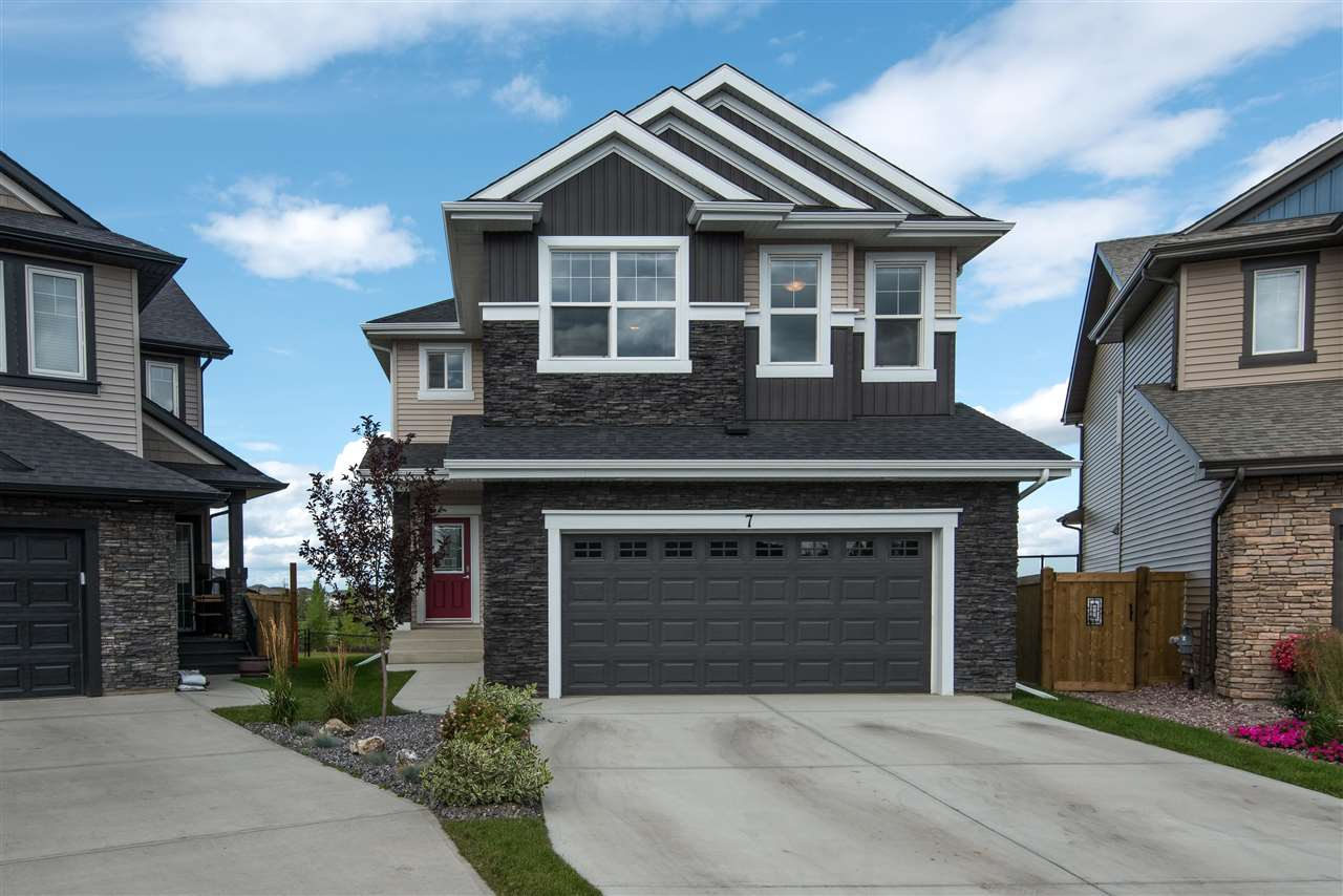 Main Photo: 7 Meadowlink Gate: Spruce Grove House for sale : MLS®# E4127843